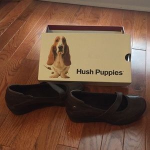 Women's Mary Jane Hush Puppies shoes